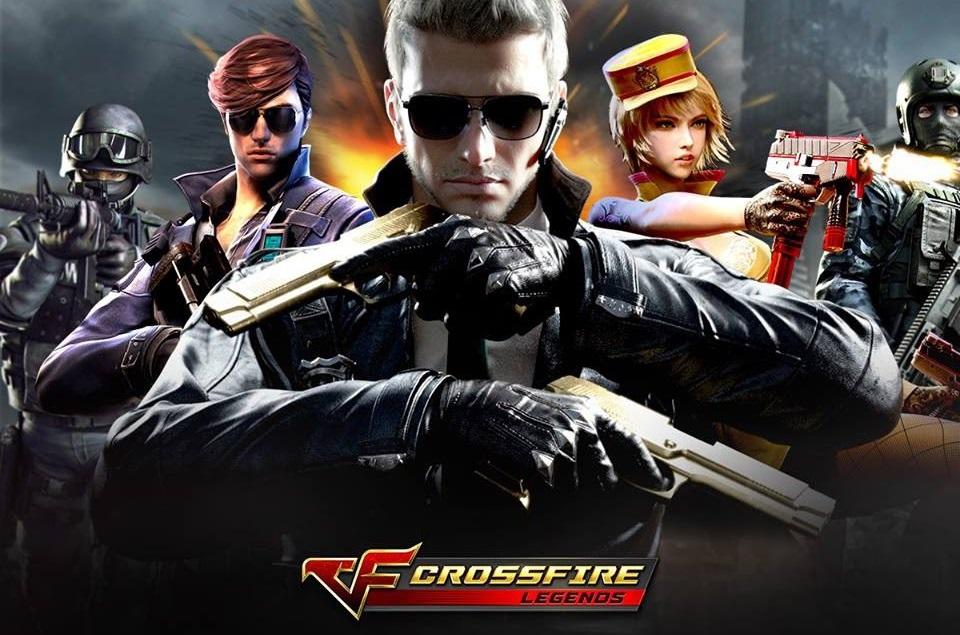 Wikia Crossfirelegends: Crossfire: Legends อีกหนึ่งเกม FPS Mobile