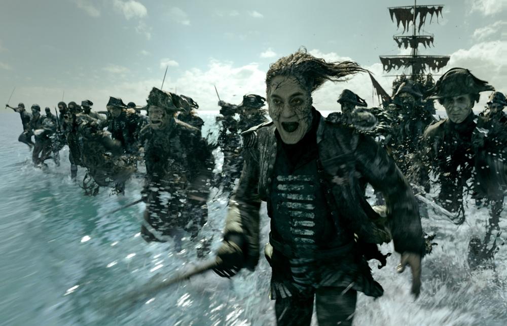 Pirates of the Caribbean: Salazars revenge