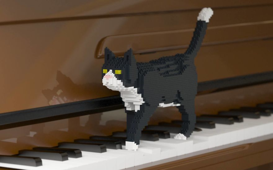 Cat Lego