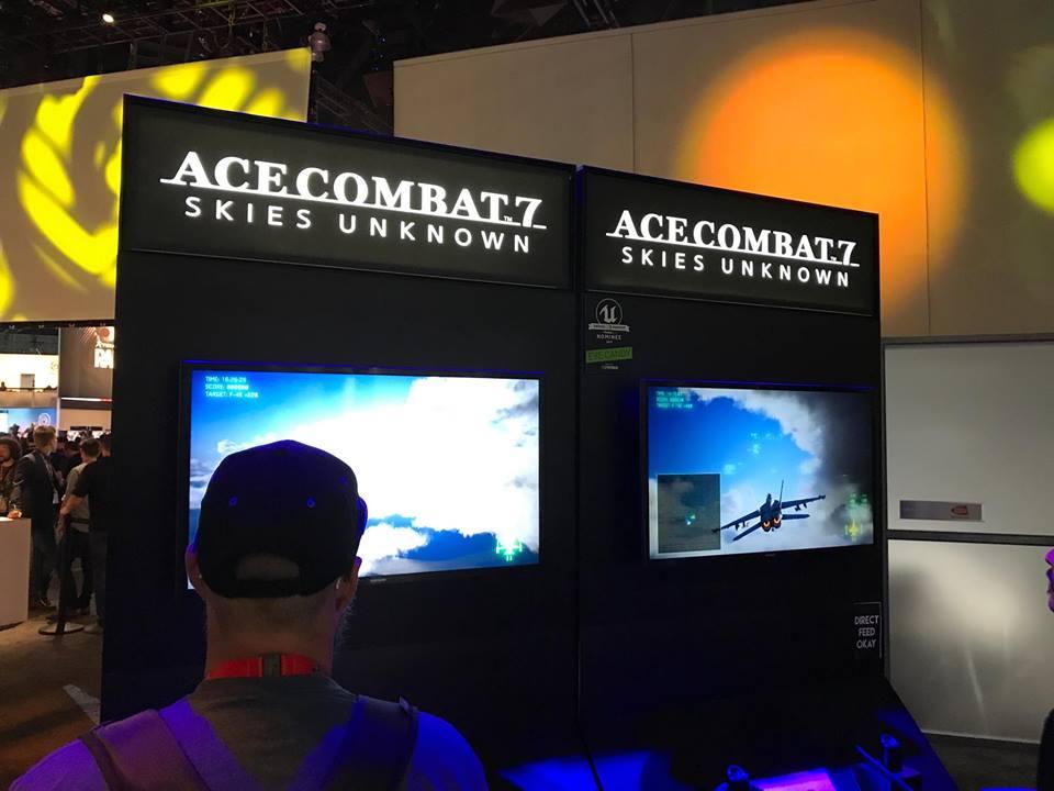Combat 7: Skies Unknown