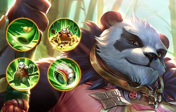 ส่องสกิลฮีโร่ใหม่ ROV ตัวละครสายไฟเตอร์ผู้ว่องไว Zuka The Panda Master