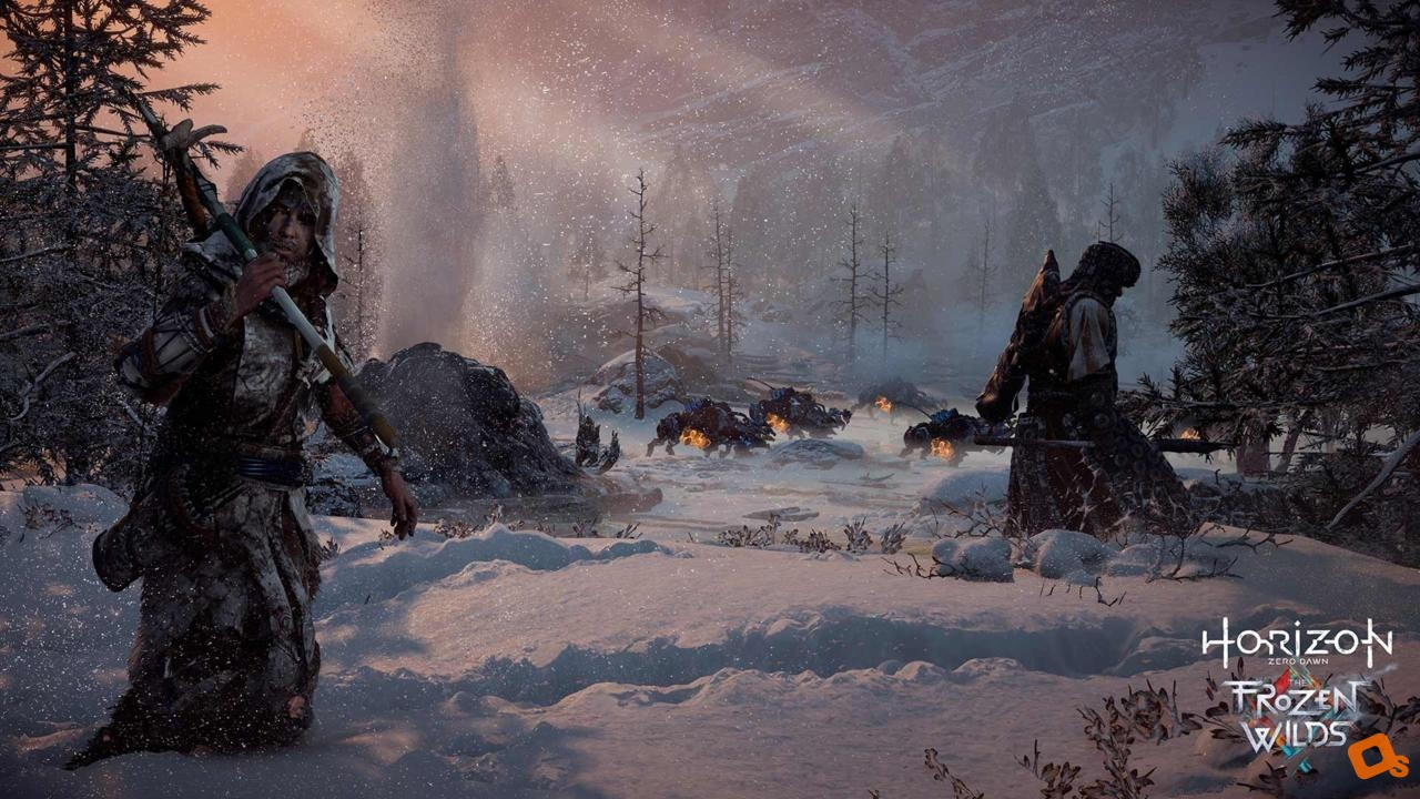 Horizon Dawn: The Frozen Wilds