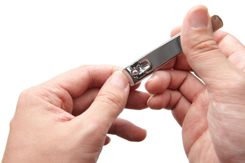 nail clip