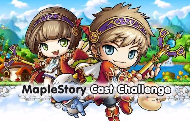 สู่การเป็นช่องตัวแทนหลักของเกม MapleStory กับการประกวด ''MapleStory Cast Challenge'' ส่งคลิปได้แล้ววันนี้