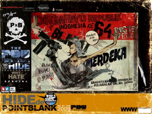 logo point blank indonesia. logo point blank indonesia