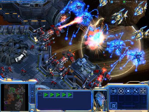 เกม STARCRAFT II เกมสงครามที่ผู้เล่นชอบ
