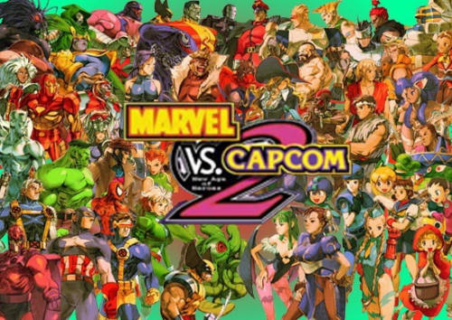 foro marvel vs capcom: