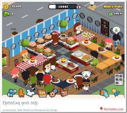 Facebook งานเข้า!!! FarmVille ควงแขน Café World เตรียมย้าย