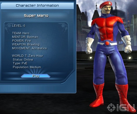 Browsing Character Customization - Steam
