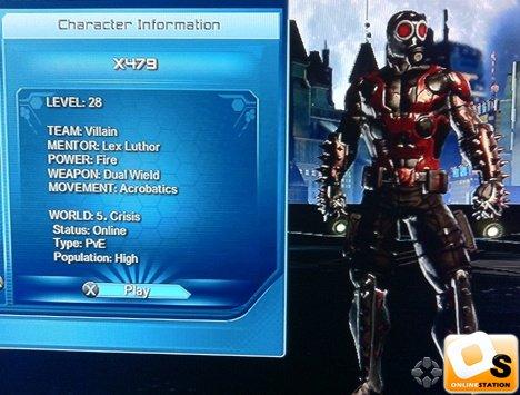 Dc Online Character Builds Bleach