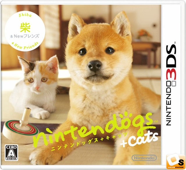 Nintendogs And Cats Pomeranian