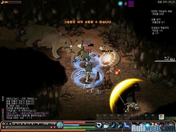 แอบส่อง Knight Story เกม 2D Martial Arts ช่วง Open Beta