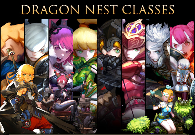 Dragon Nest Destroyer Wallpaper Mmorpg อย่าง Dragon Nest