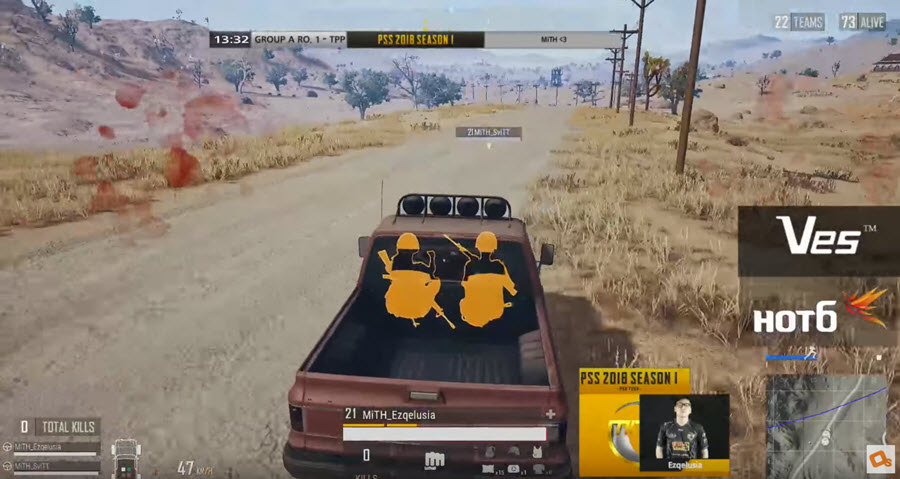 PUBG Survival Series 2018