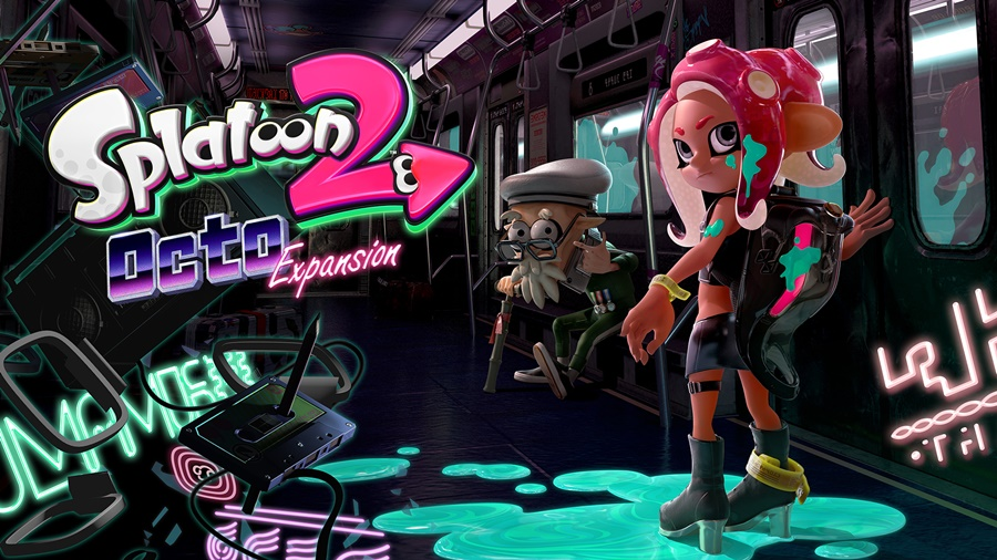 Splatoon 2 Octo Expansion