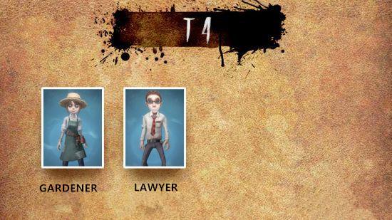 Identity V ส่องอันดับความสามารถของเหล่า Survivor