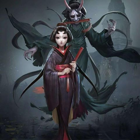 Identity V: Geisha นางรำ 2 ใบหน้าที่ไม่เคยปล่อยให้เหยื่อรอดมือ