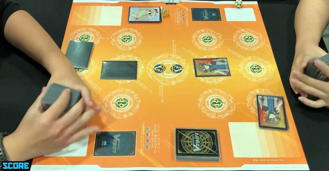 วิธีเล่นการ์ด Cardfight!! Vanguard เบื้องต้น
