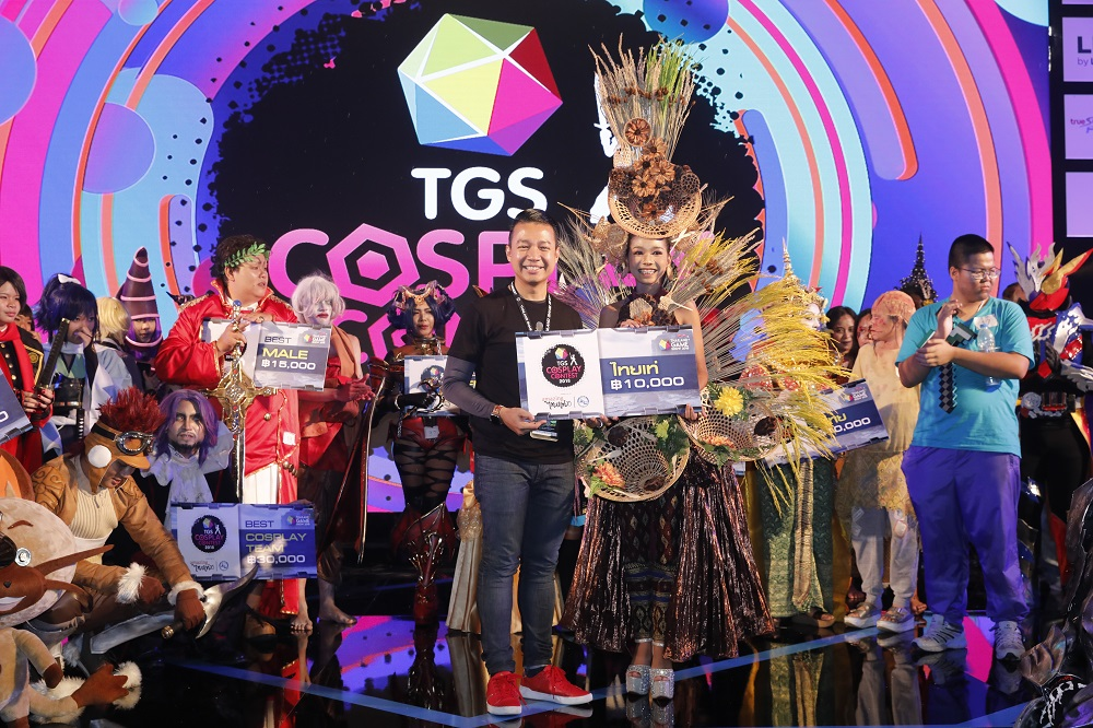 TGS Cosplay Contest 2018!