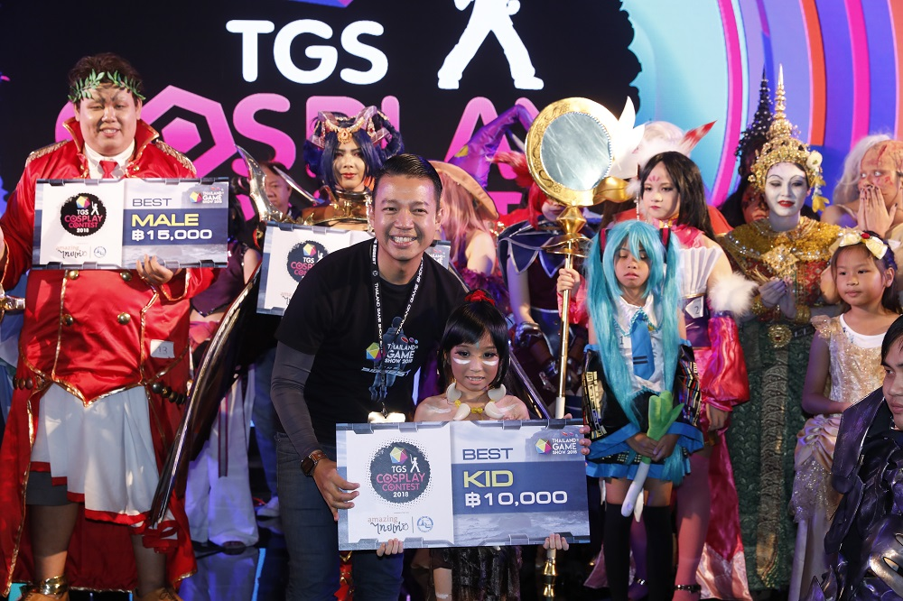 TGS Cosplay Contest 2018