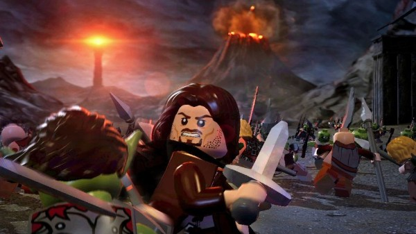 Lego: The Lord of the Ring