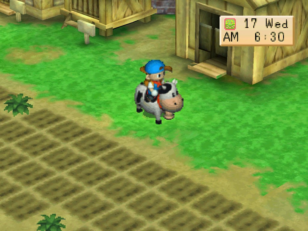 cheat game harvest moon back to nature ps1 ▷▷ a c i