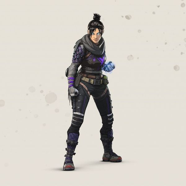 Apex Legends Wraith