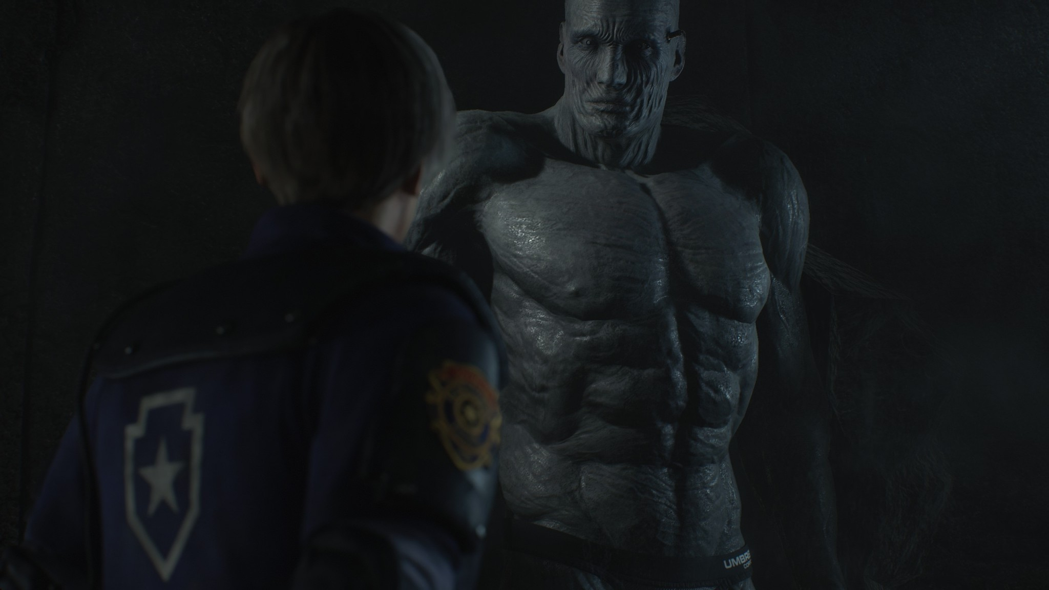 แบบนี้ก็ได้? พบม็อดที่เปลี่ยนให้ Mr  X จากเกม Resident Evil 2 สวมชุด
