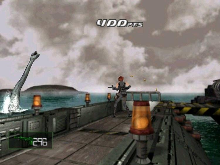 รีวิวเกมเก่าในตำนาน Dino Crisis 2 ลุยแหลกแจกกระสุนฝูงแย้ร้อย