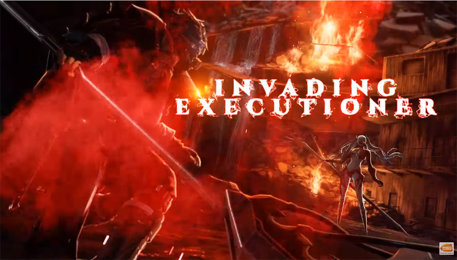 Invading Executioner