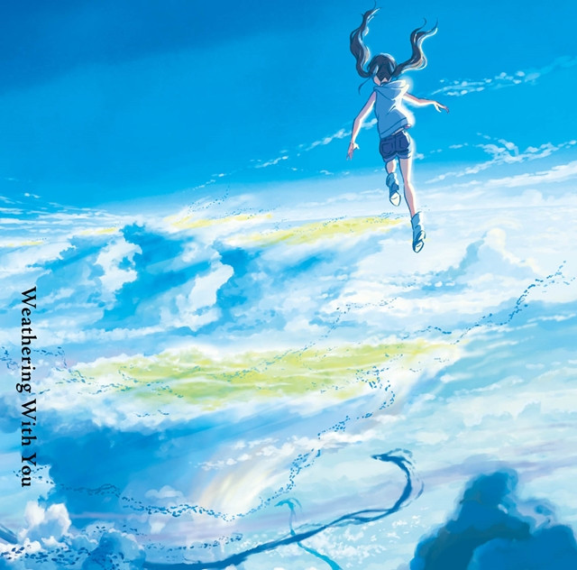 Weathering With You โดย RADWIMPS