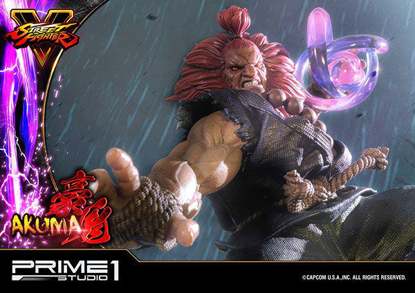 Premium Masterline – Street Fighter V Gouki 11