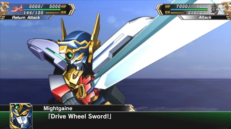 Super Robot Wars2