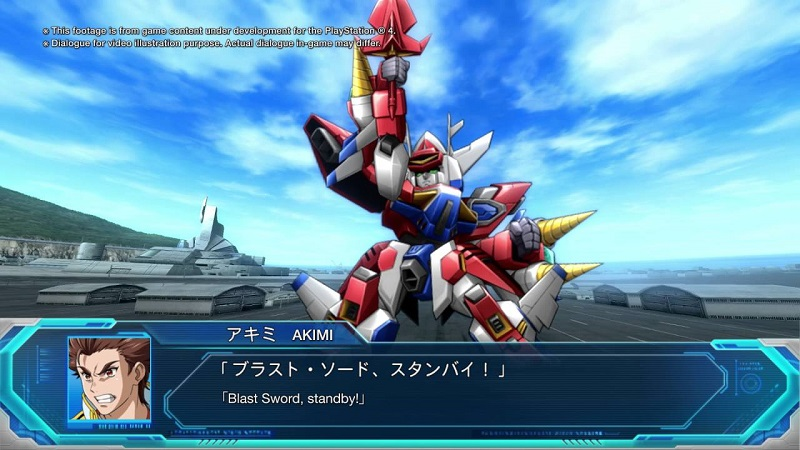 Super Robot Wars3