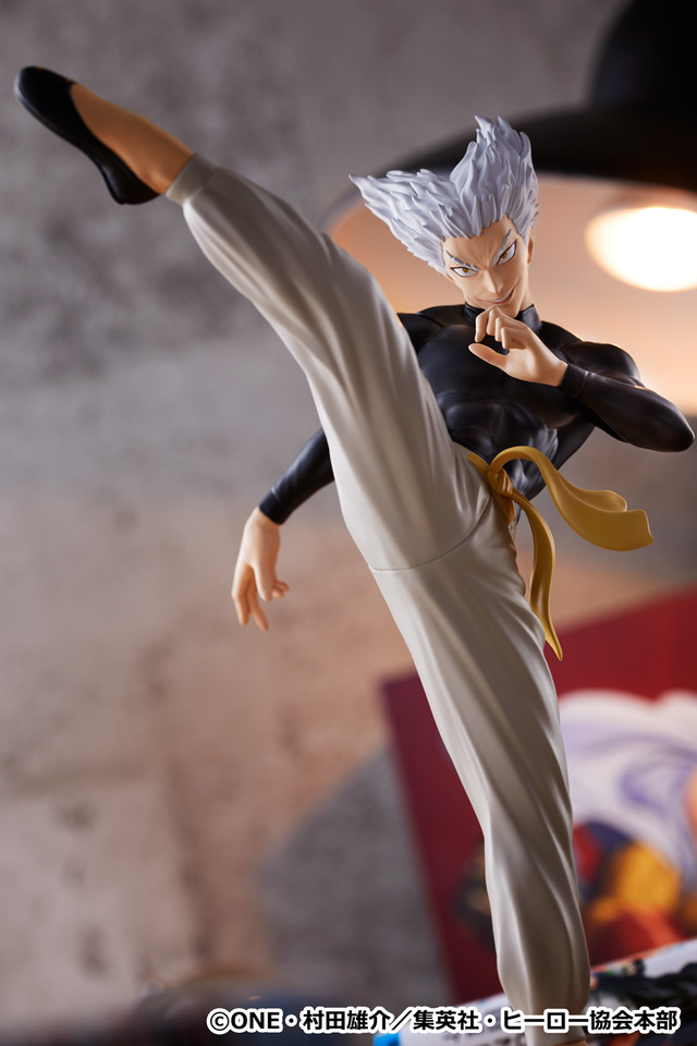 Garou จาก One Punch Man