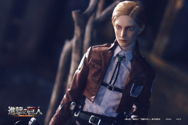 Attack on Titan - Erwin Smith 02