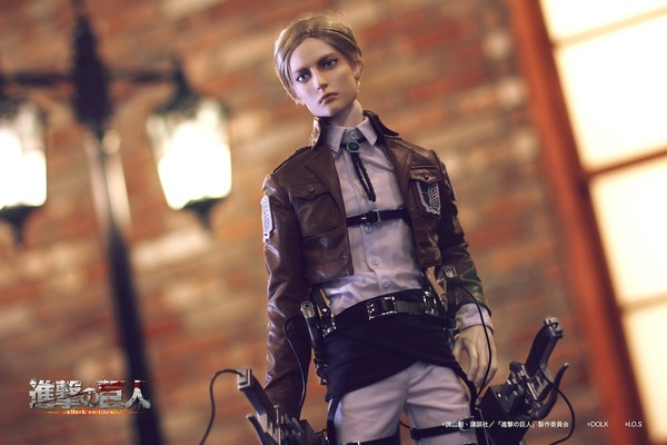 Attack on Titan - Erwin Smith 03