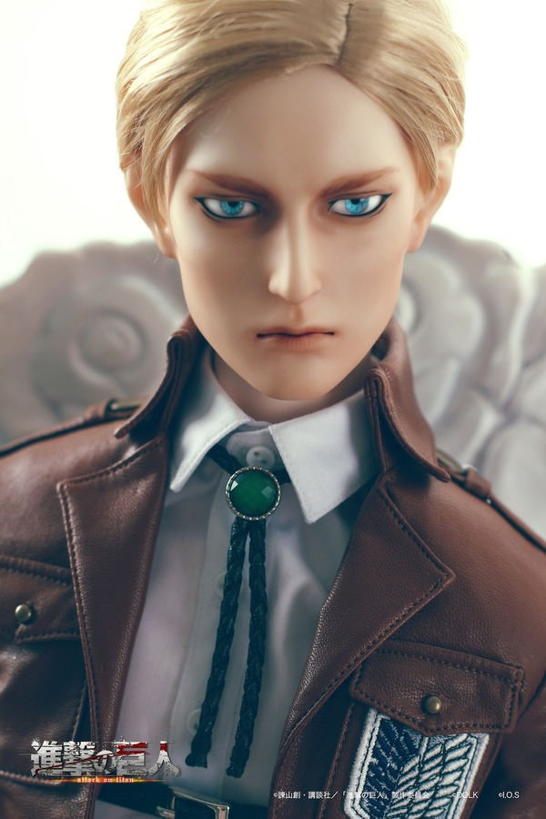 Attack on Titan - Erwin Smith 04