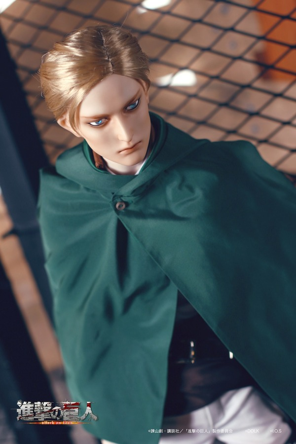Attack on Titan - Erwin Smith 06