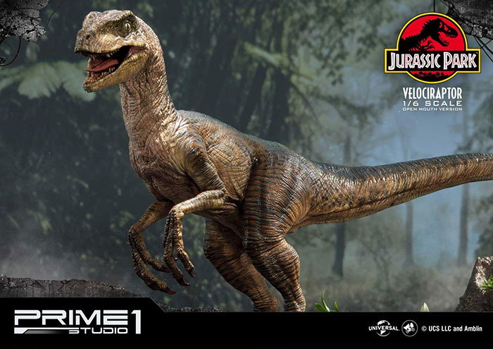 Legacy Museum Collection - Jurassic Park: Velociraptor