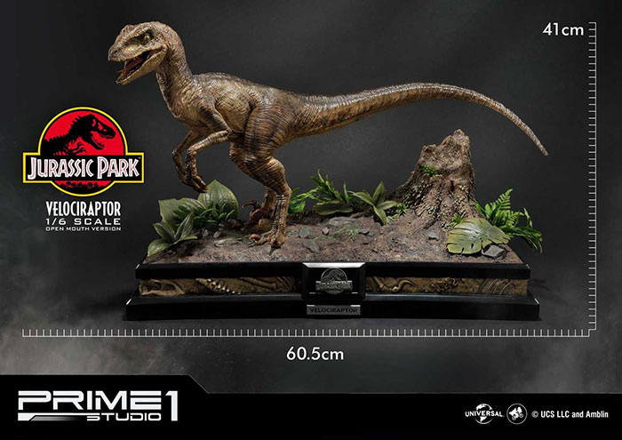 Legacy Museum Collection - Jurassic Park: Velociraptor 2