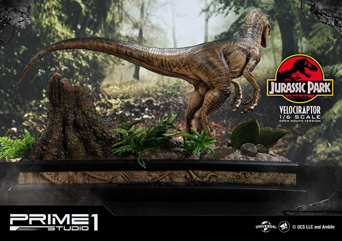 Legacy Museum Collection - Jurassic Park: Velociraptor 5