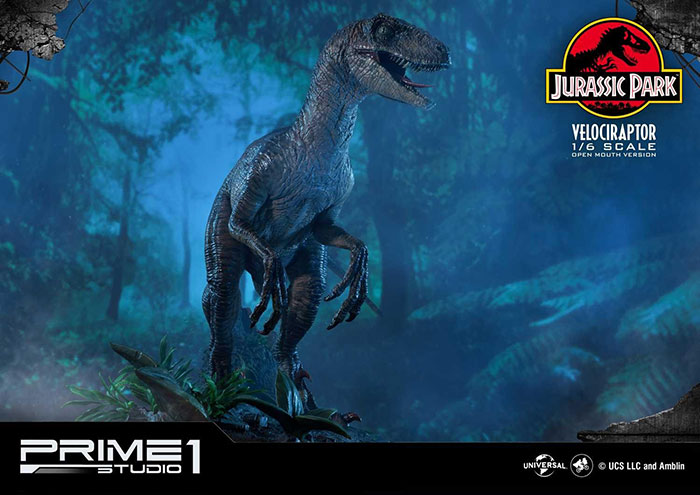 Legacy Museum Collection - Jurassic Park: Velociraptor 7