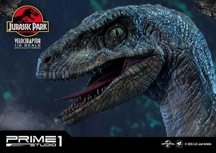 Legacy Museum Collection - Jurassic Park: Velociraptor 8