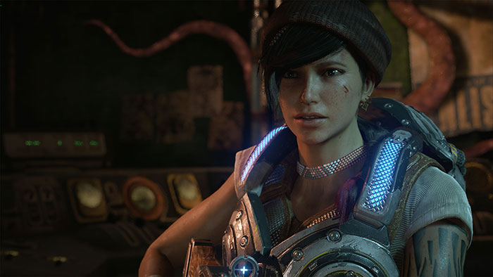 Campaign story trailer Gears 5 - 2