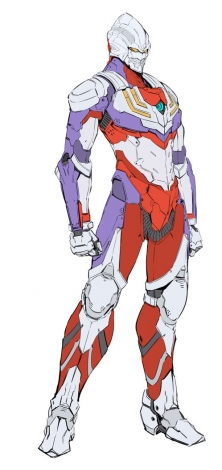 Tiga Suit Ultraman