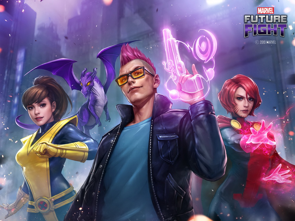 เกม MARVEL Future Fight