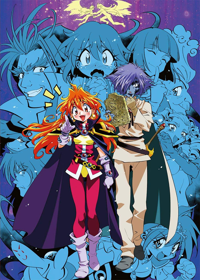 Slayers vol.17 - Harukanaru Kiro (Long Way Back)