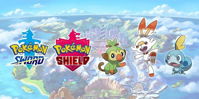 Pokémon Sword and Shield - Nintendo Switch - 2