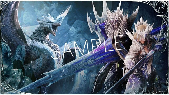 Theme Pack Monster Hunter World: Ice Borne - 1